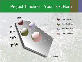 Dead fish PowerPoint Template - Slide 26