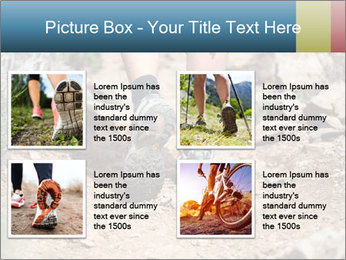 Hiking shoes PowerPoint Template - Slide 14