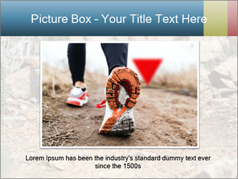 Hiking shoes PowerPoint Template - Slide 15