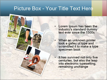 Hiking shoes PowerPoint Template - Slide 17