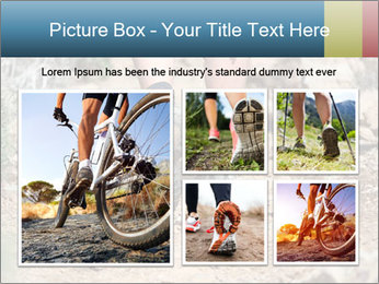 Hiking shoes PowerPoint Template - Slide 19