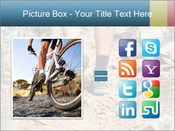 Hiking shoes PowerPoint Template - Slide 21