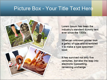 Hiking shoes PowerPoint Template - Slide 23