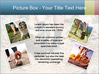 Hiking shoes PowerPoint Template - Slide 24