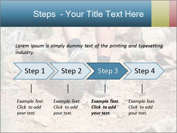 Hiking shoes PowerPoint Template - Slide 4