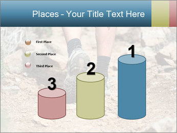 Hiking shoes PowerPoint Template - Slide 65