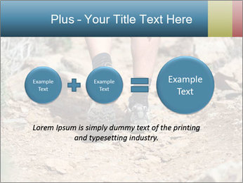 Hiking shoes PowerPoint Template - Slide 75
