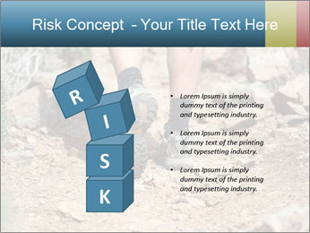 Hiking shoes PowerPoint Template - Slide 81