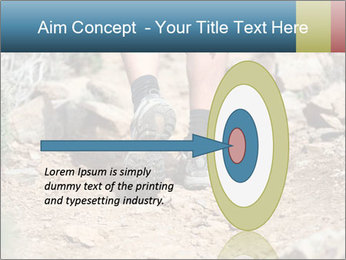 Hiking shoes PowerPoint Template - Slide 83