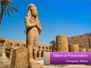 Egypt PowerPoint Templates