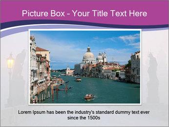 Bridge PowerPoint Template - Slide 16