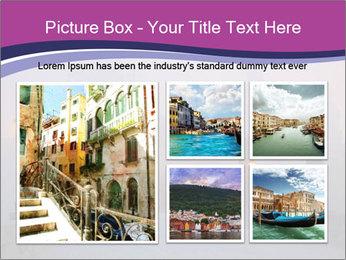 Bridge PowerPoint Template - Slide 19