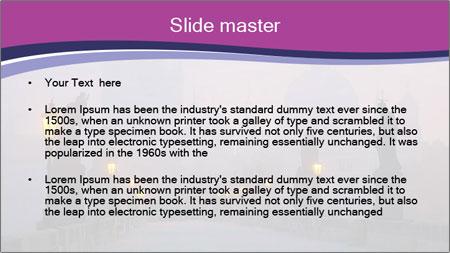 Bridge PowerPoint Template - Slide 2