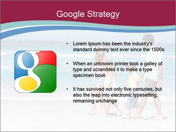 Family Walking PowerPoint Template - Slide 10