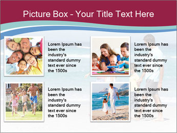 Family Walking PowerPoint Template - Slide 14