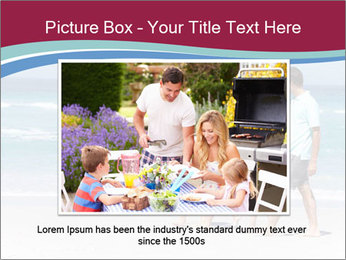 Family Walking PowerPoint Template - Slide 16