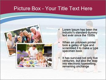 Family Walking PowerPoint Template - Slide 20