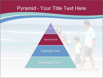 Family Walking PowerPoint Template - Slide 30