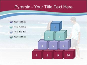 Family Walking PowerPoint Template - Slide 31
