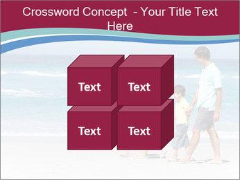 Family Walking PowerPoint Template - Slide 39