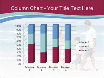 Family Walking PowerPoint Template - Slide 50