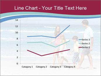 Family Walking PowerPoint Template - Slide 54