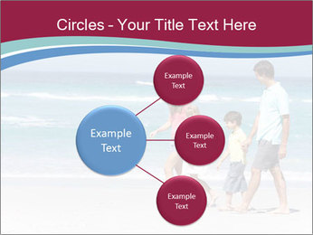 Family Walking PowerPoint Template - Slide 79