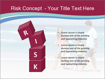 Family Walking PowerPoint Template - Slide 81