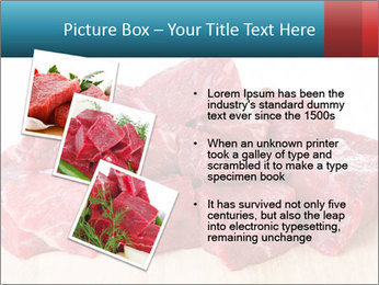 Raw beef PowerPoint Templates - Slide 17