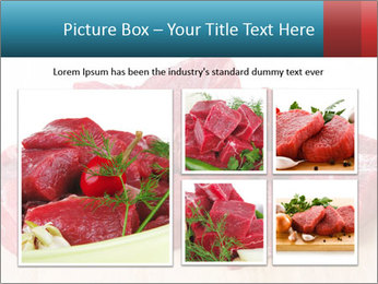 Raw beef PowerPoint Templates - Slide 19