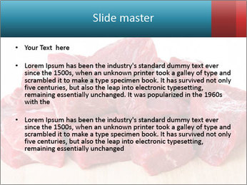Raw beef PowerPoint Templates - Slide 2