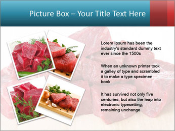 Raw beef PowerPoint Templates - Slide 23