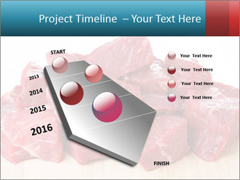 Raw beef PowerPoint Templates - Slide 26