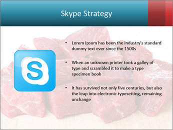 Raw beef PowerPoint Templates - Slide 8