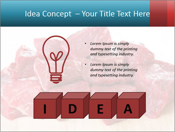 Raw beef PowerPoint Templates - Slide 80