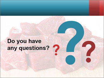 Raw beef PowerPoint Templates - Slide 96