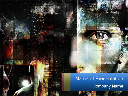 Abstract PowerPoint Templates