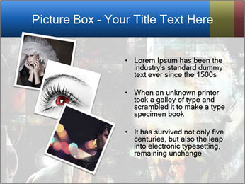 Abstract PowerPoint Template - Slide 17