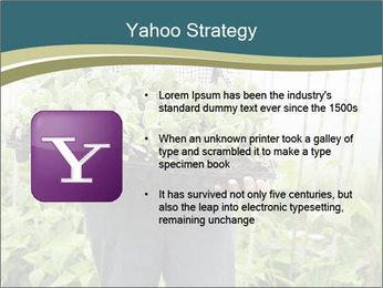 Organic Farmer PowerPoint Templates - Slide 11