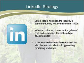 Organic Farmer PowerPoint Templates - Slide 12