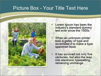 Organic Farmer PowerPoint Templates - Slide 13