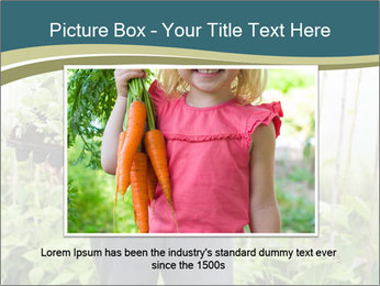 Organic Farmer PowerPoint Templates - Slide 16