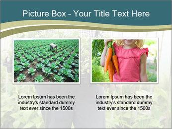 Organic Farmer PowerPoint Templates - Slide 18