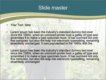 Organic Farmer PowerPoint Templates - Slide 2