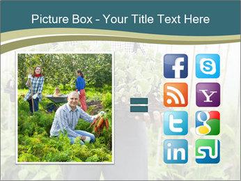 Organic Farmer PowerPoint Templates - Slide 21