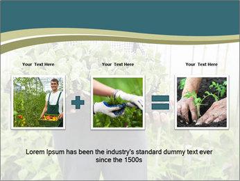 Organic Farmer PowerPoint Templates - Slide 22