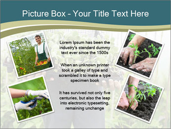 Organic Farmer PowerPoint Templates - Slide 24