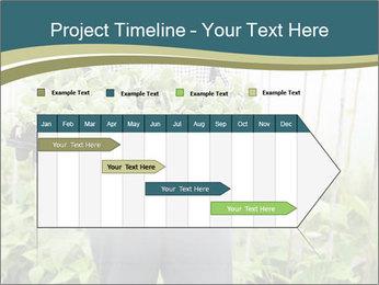 Organic Farmer PowerPoint Templates - Slide 25