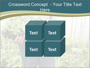 Organic Farmer PowerPoint Templates - Slide 39