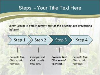 Organic Farmer PowerPoint Templates - Slide 4